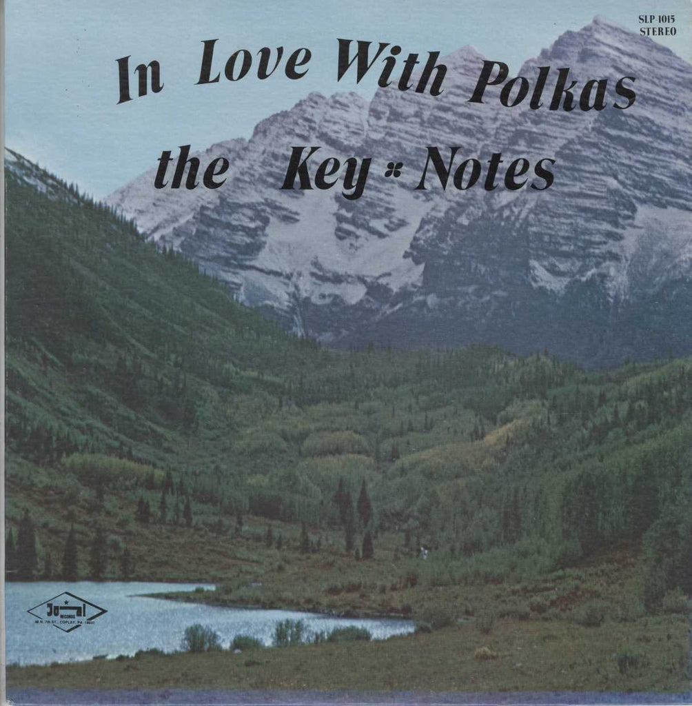 The Key-Notes - In Love With Polkas