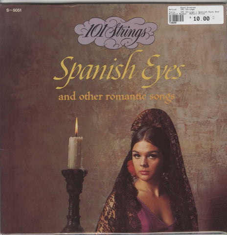 101 Strings - Spanish Eyes And Other Romantic Songs