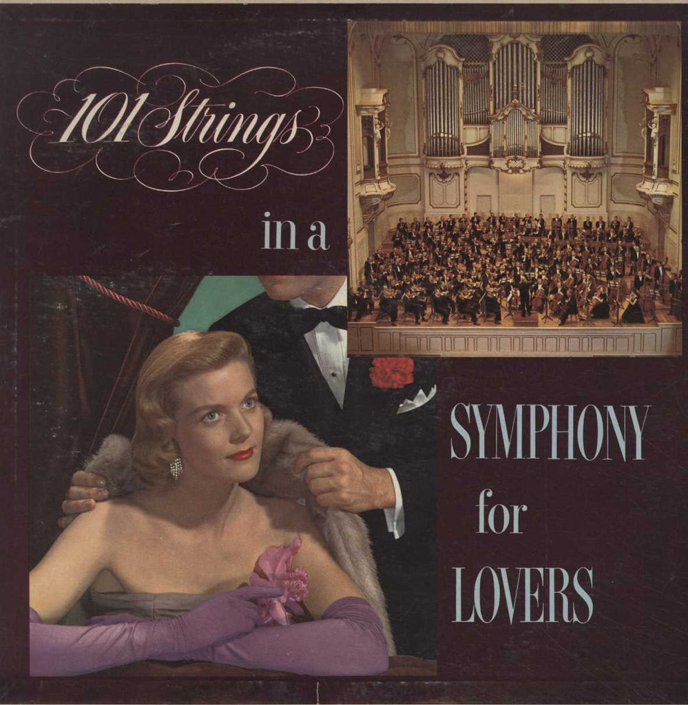 101 Strings - 101 Strings In A Symphony For Lovers