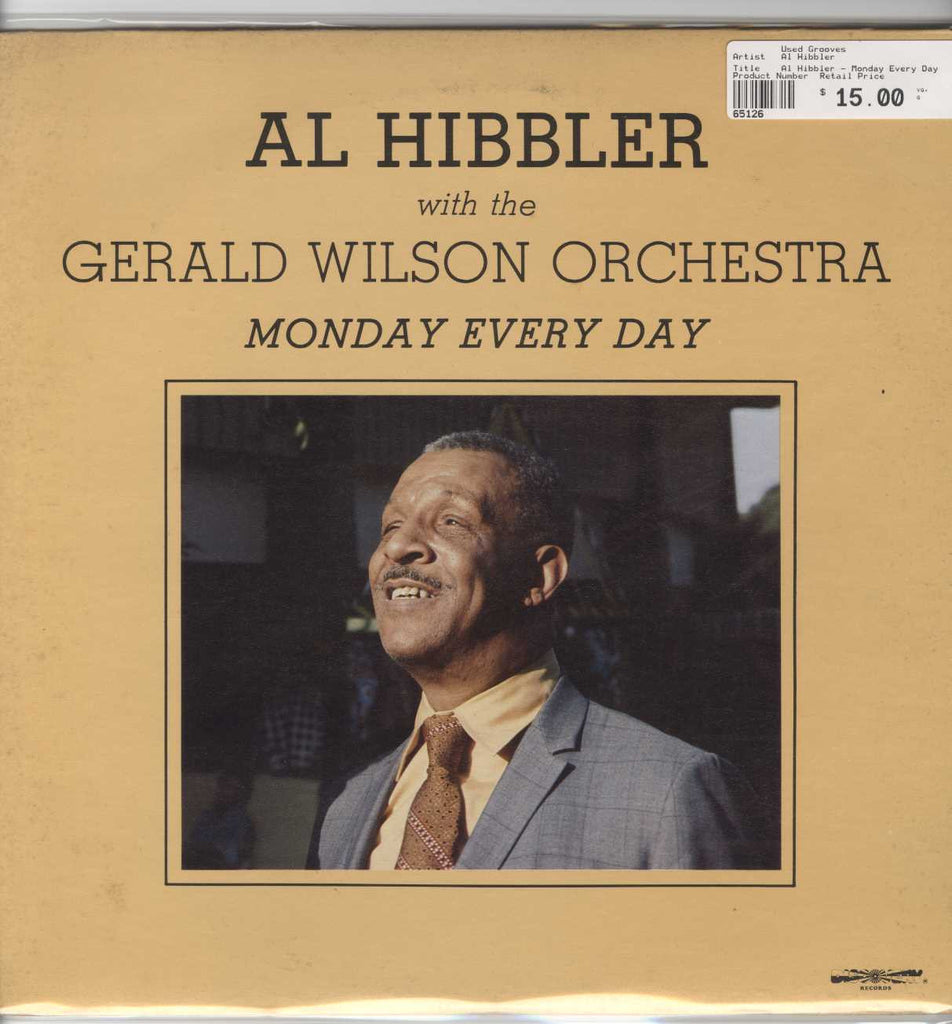 Al Hibbler - Monday Every Day