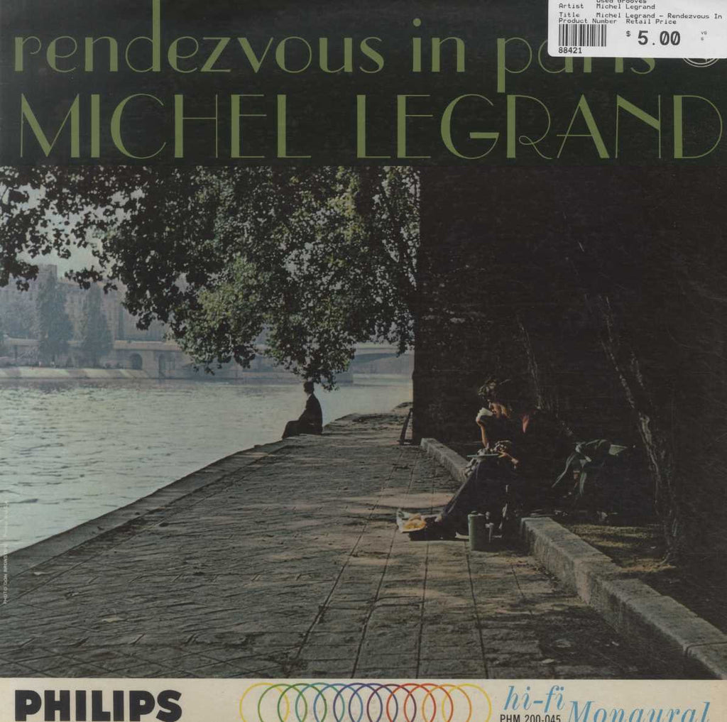 Michel Legrand - Rendezvous In Paris