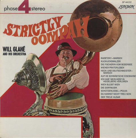 Will Glahé Und Sein Orchester - Strictly Oompah