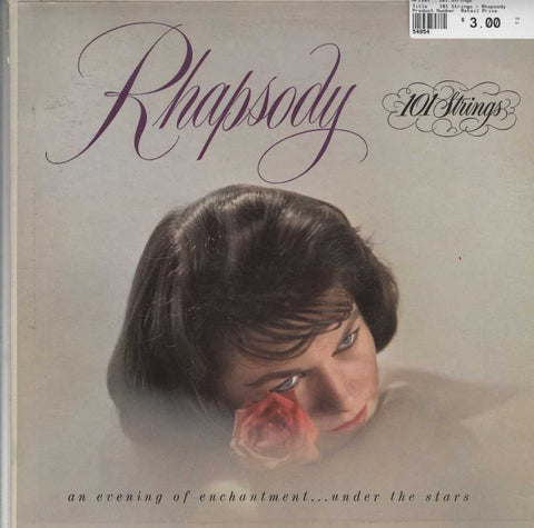 101 Strings - Rhapsody