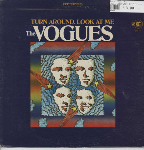 Vogues, The - Turn Around, Look At Me
