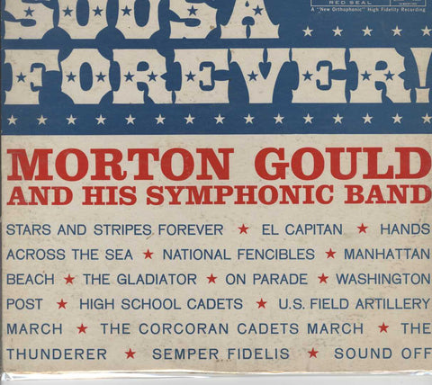 John Philip Sousa - A Dynamic High-Fidelity Full Band Concert Of Marches