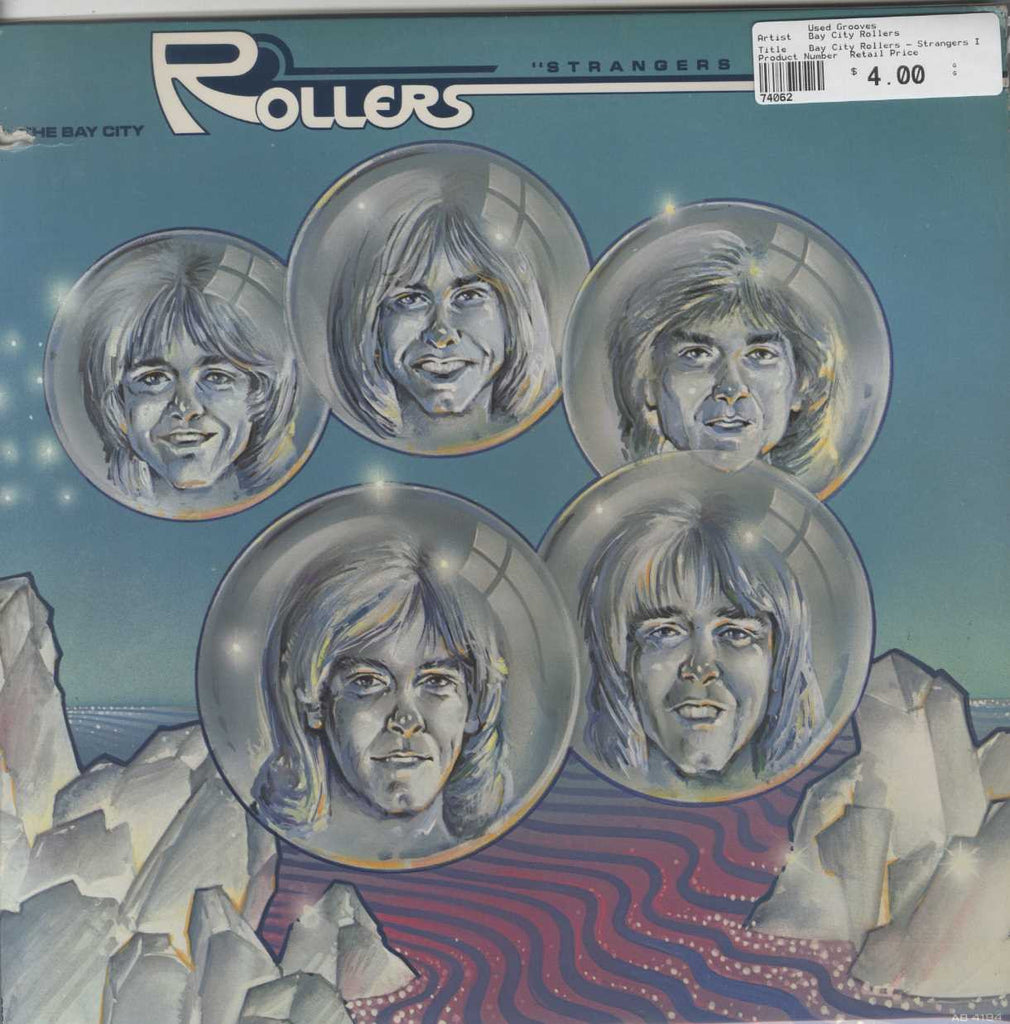 Bay City Rollers - Strangers In The Wind