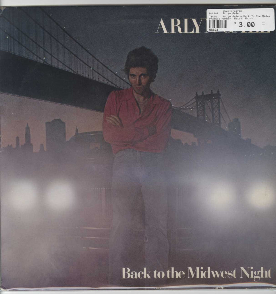 Arlyn Gale - Back To The Midwest Night