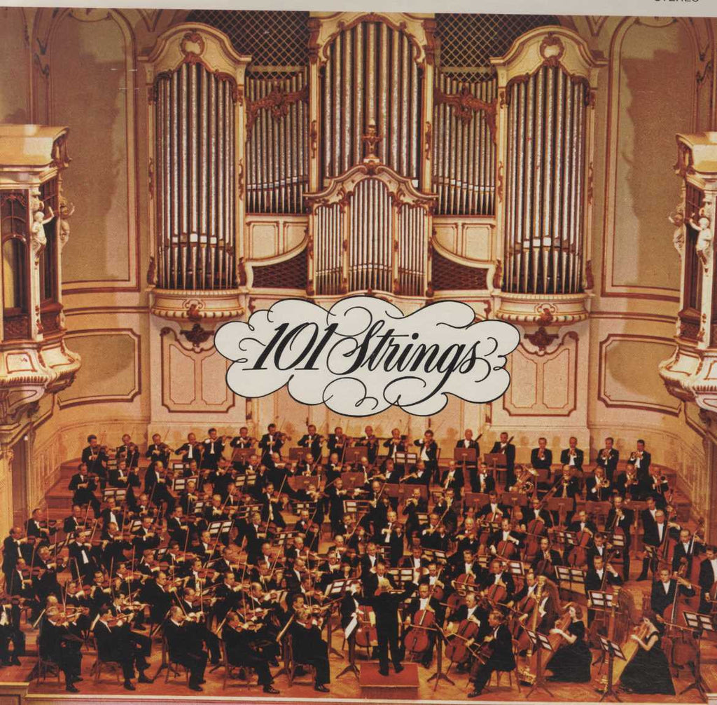 101 Strings - Play The World's Great Standards