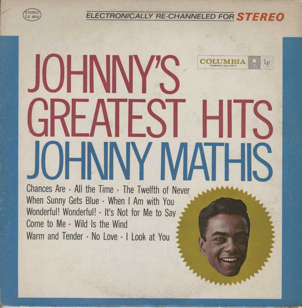 Johnny Mathis - Johnny's Greatest Hits
