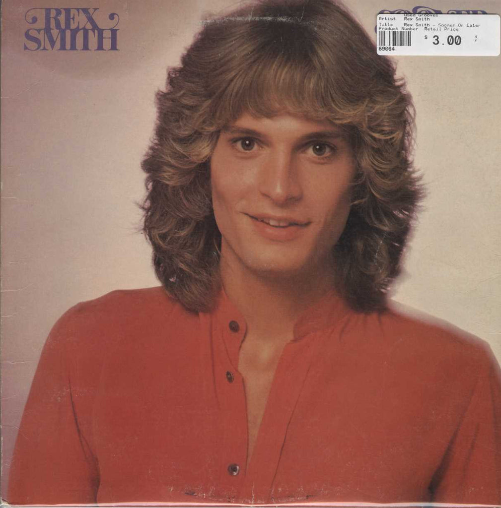 Rex Smith - Sooner Or Later