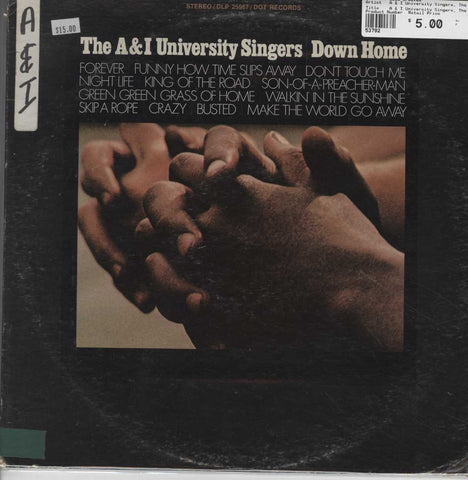 A & I University Singers, The - Down Home