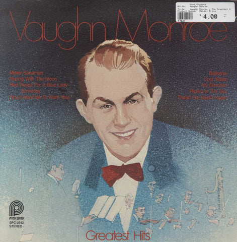 Vaughn Monroe - The Greatest Hits Of Vaughn Monroe