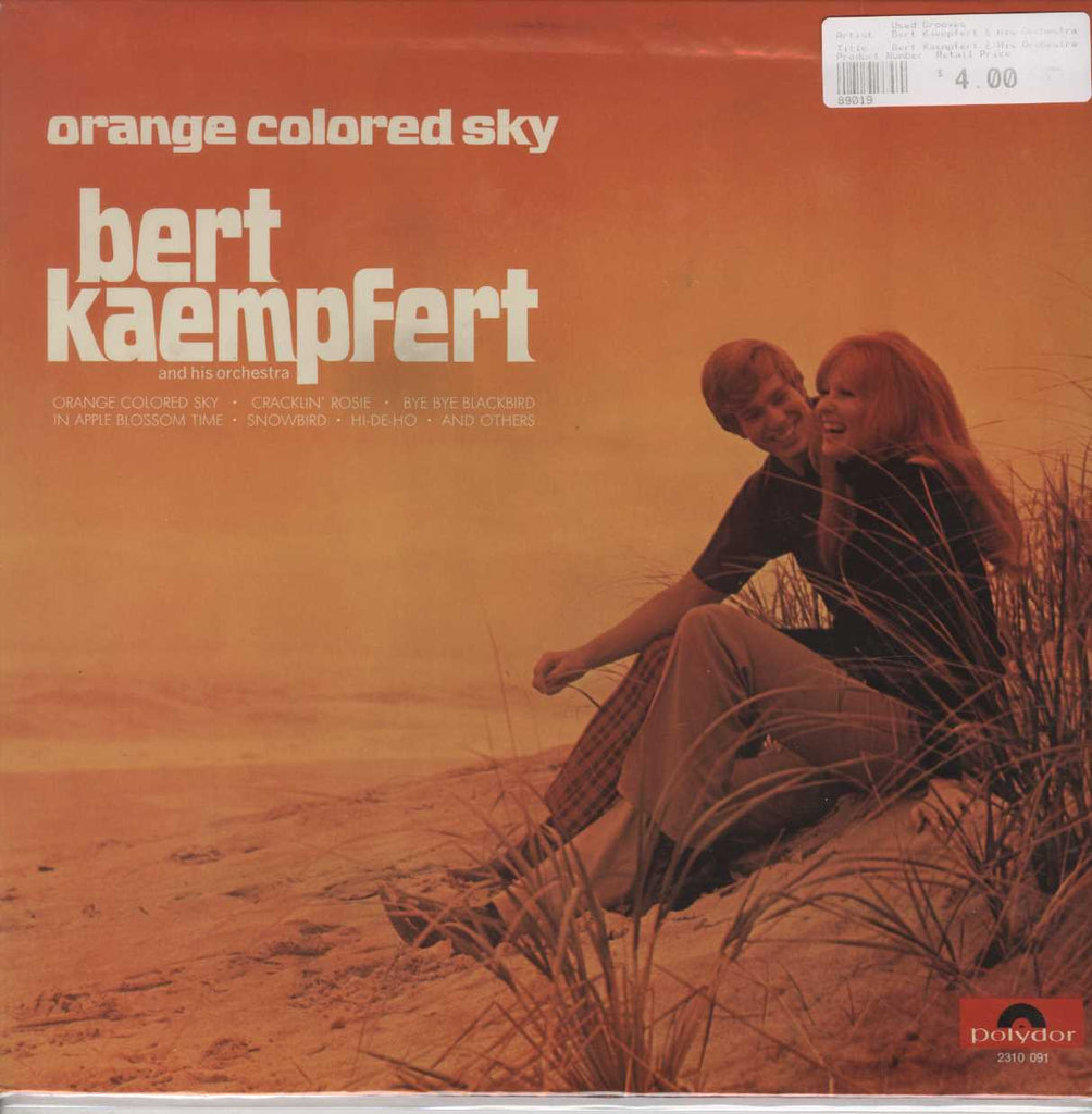 Bert Kaempfert & His Orchestra - Orange Colored Sky