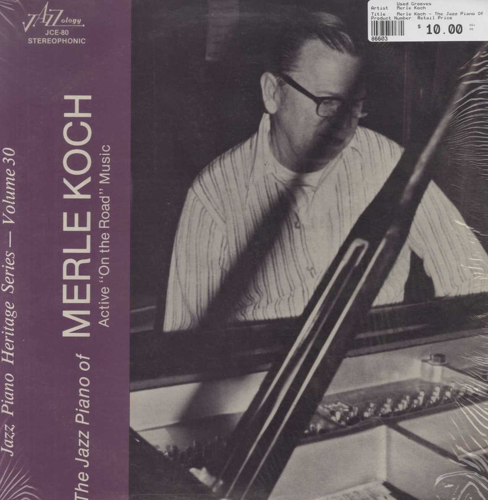 Merle Koch - The Jazz Piano Of Merle Koch