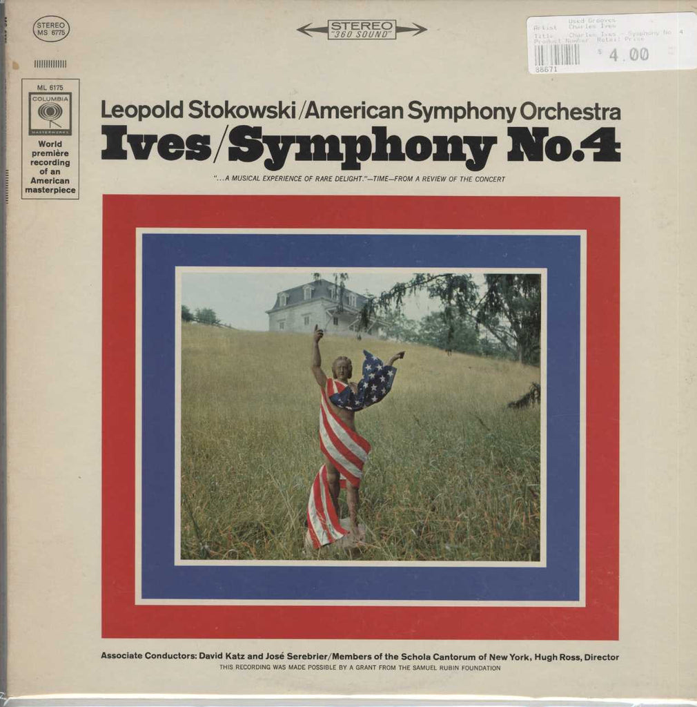 Charles Ives - Symphony No. 4