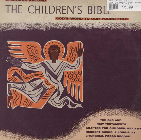 Dr. Herbert C. Burke - The Children's Bible