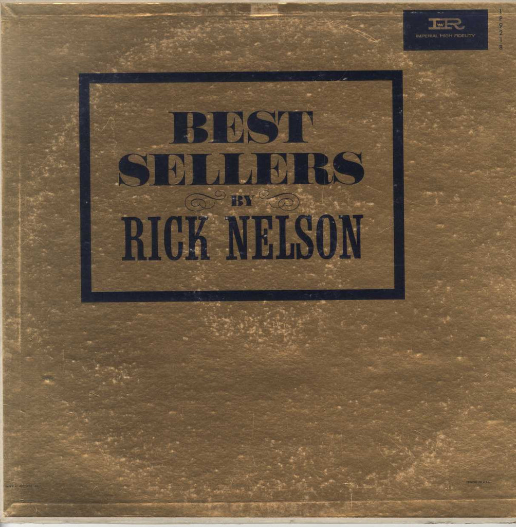Ricky Nelson  - Best Sellers By Rick Nelson