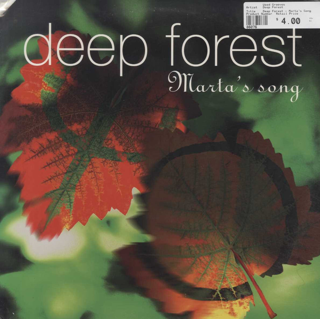 Deep Forest - Marta's Song