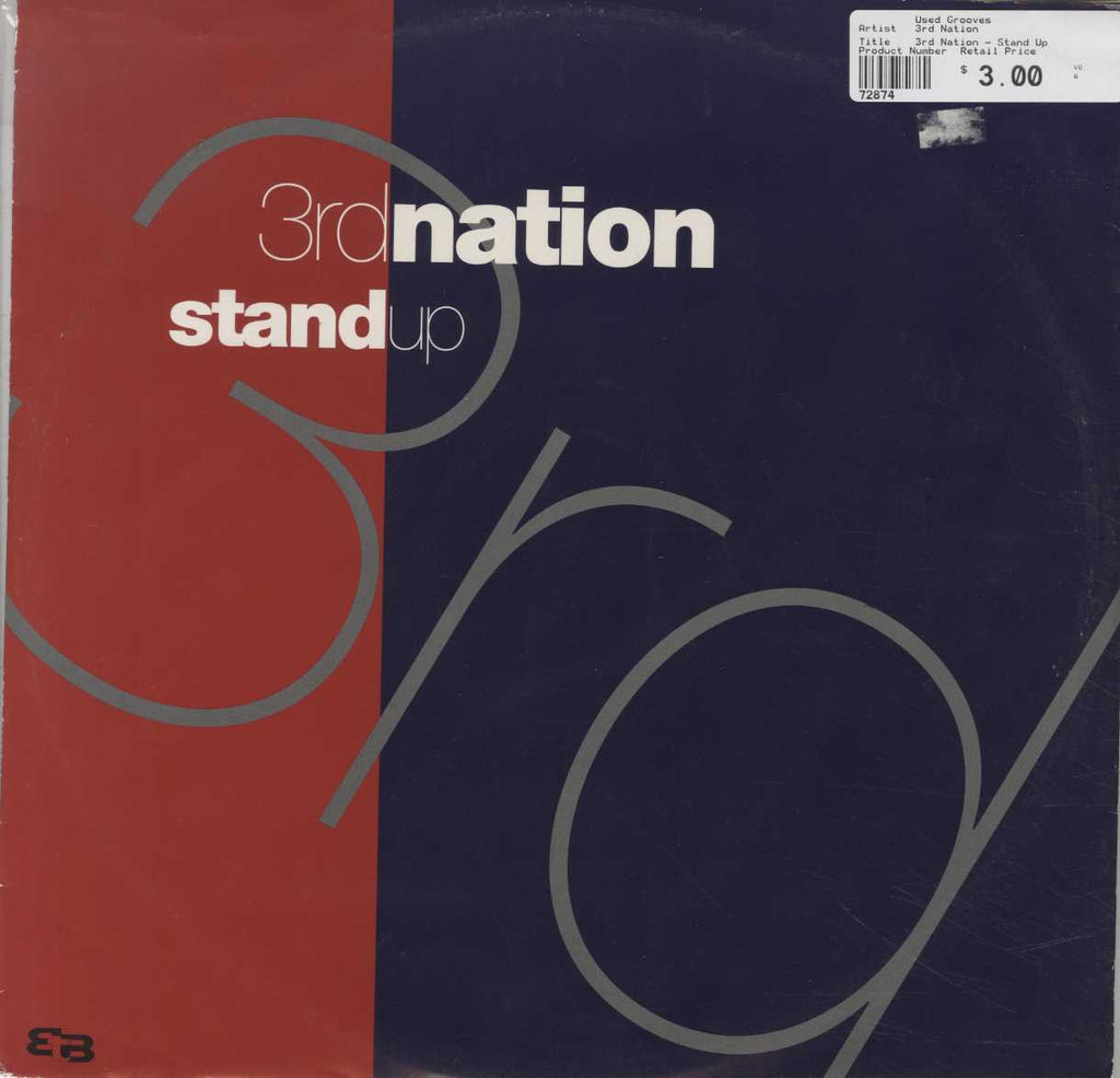 3rd Nation - Stand Up