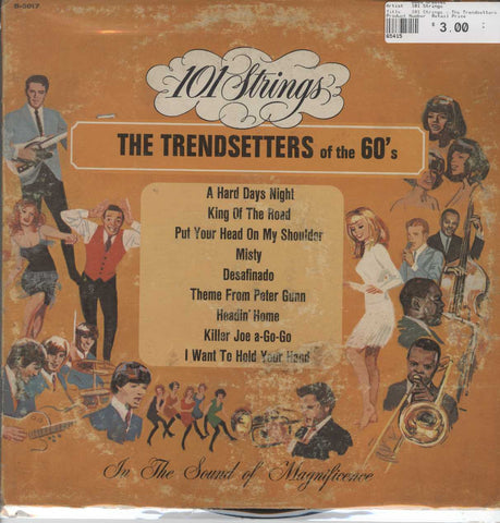 101 Strings - The Trendsetters Of The 60's