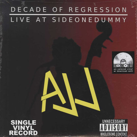 Andrew Jackson Jihad - Decade of Regression: Live at SideOneDummy