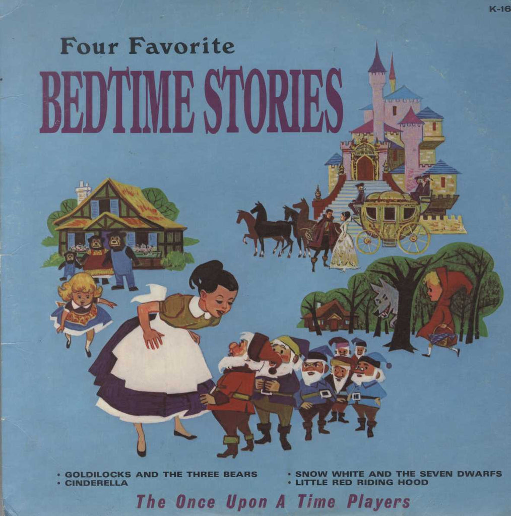 The Once Upon A Time Players - Best Loved Bedtime Stories