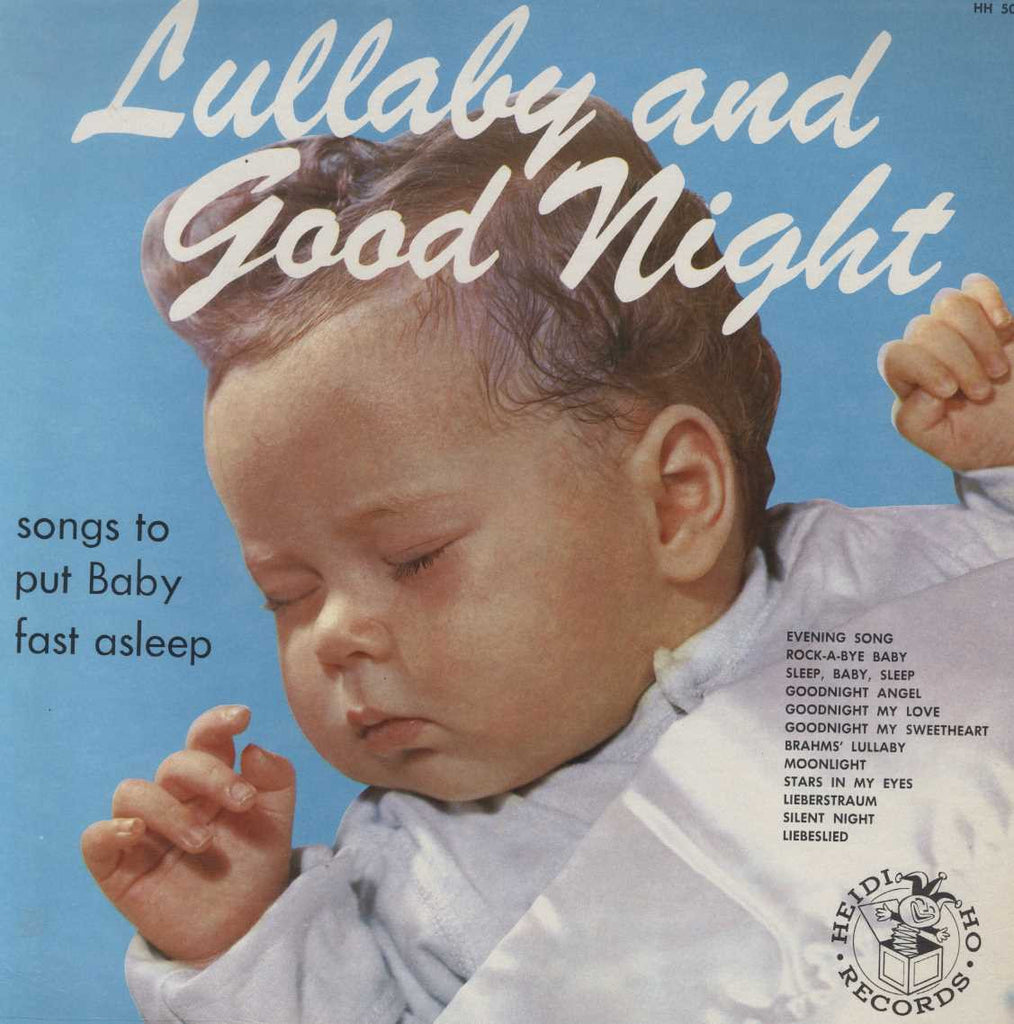 Unknown Artist - Lullaby And Good Night