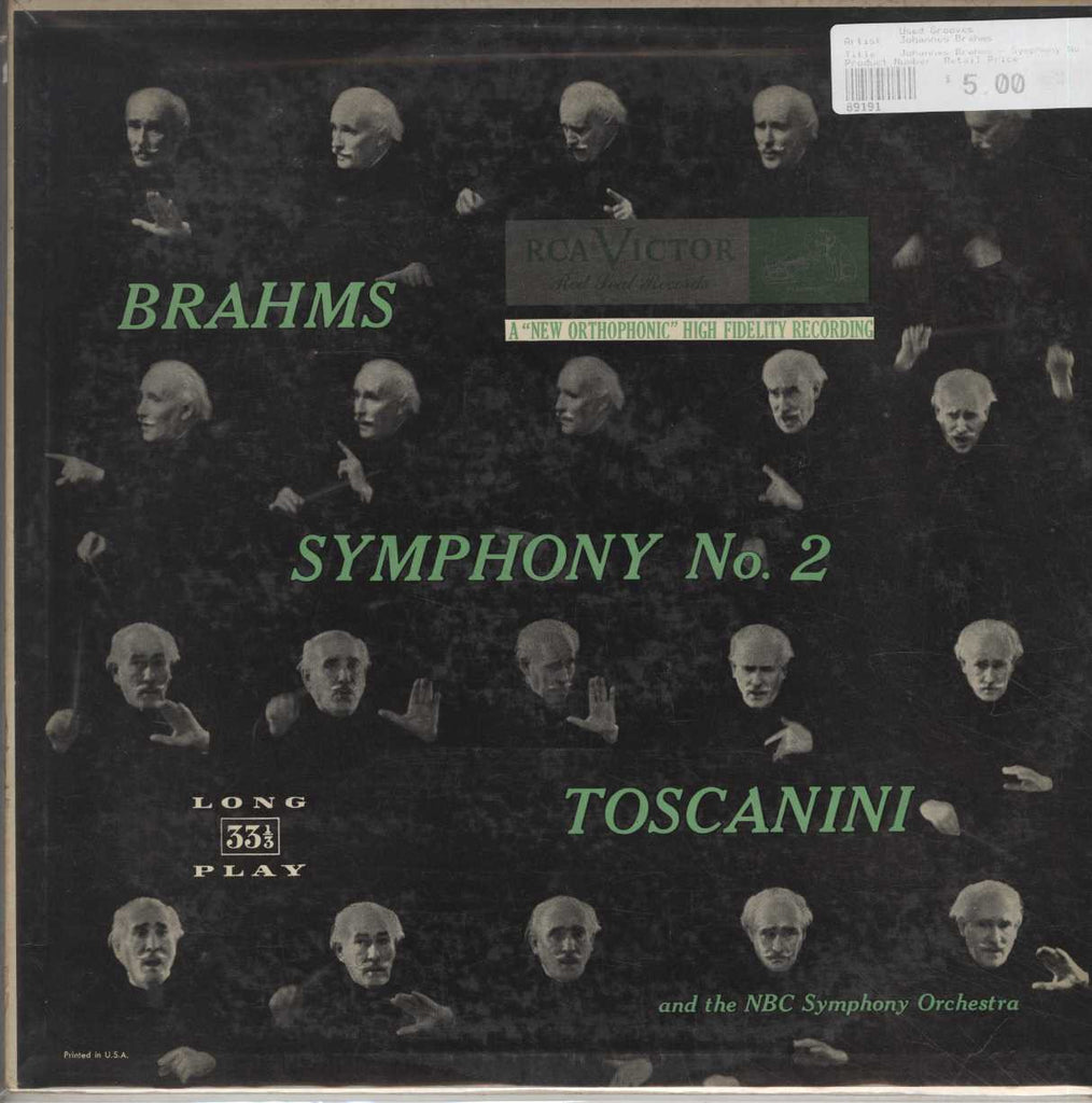 Johannes Brahms - Symphony No. 2 In D Major