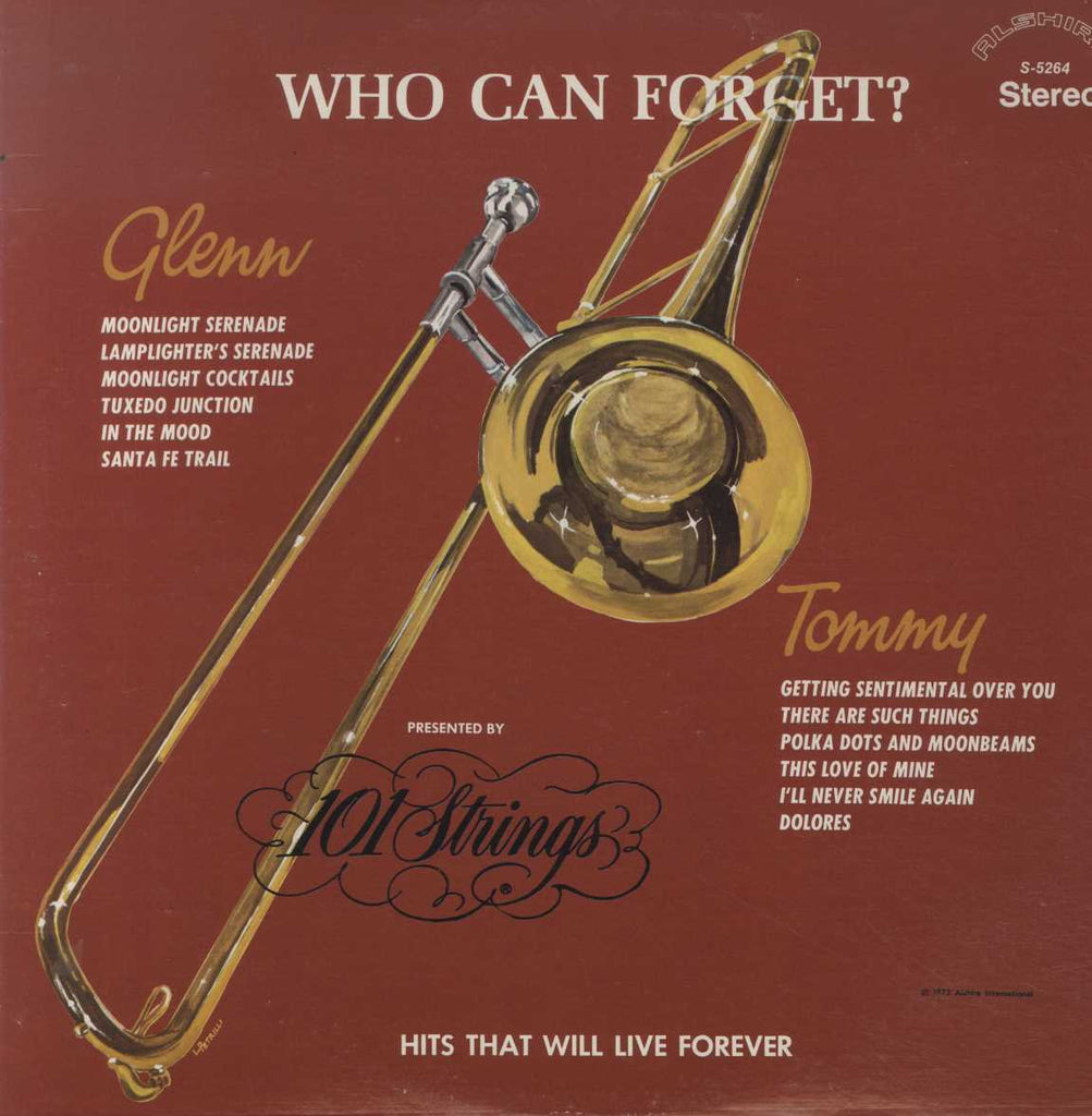 101 Strings - Who Can Forget?
