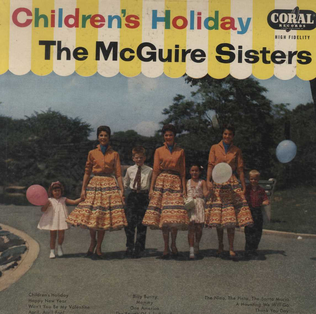 McGuire Sisters - Children's Holiday