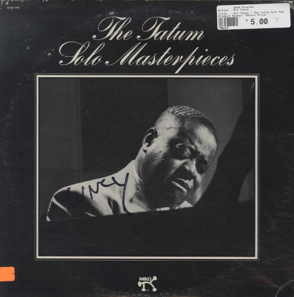 Art Tatum - The Tatum Solo Masterpieces, Vol. 7