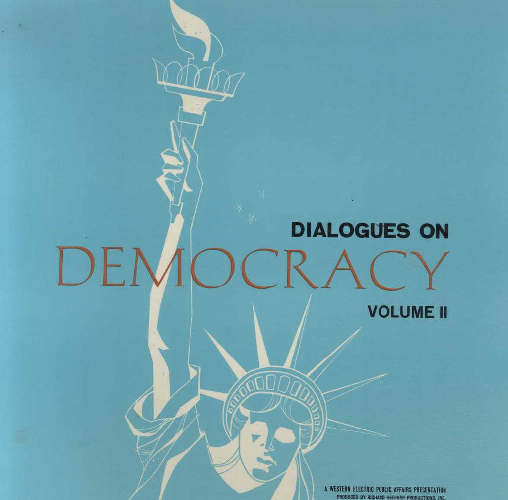 Various - Dialogues On Democracy Volume II