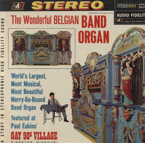 Paul Eakins - The Wonderful Belgian Band Organ