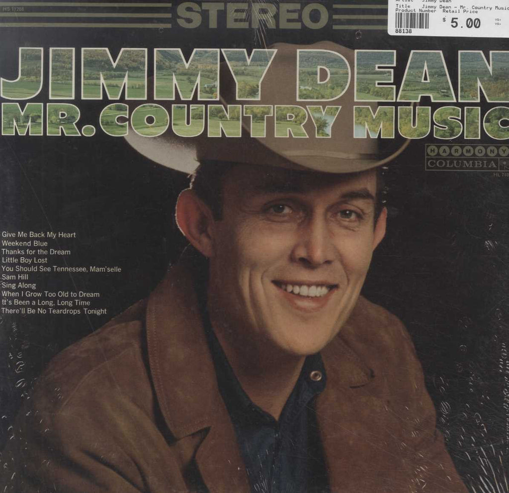 Jimmy Dean - Mr. Country Music