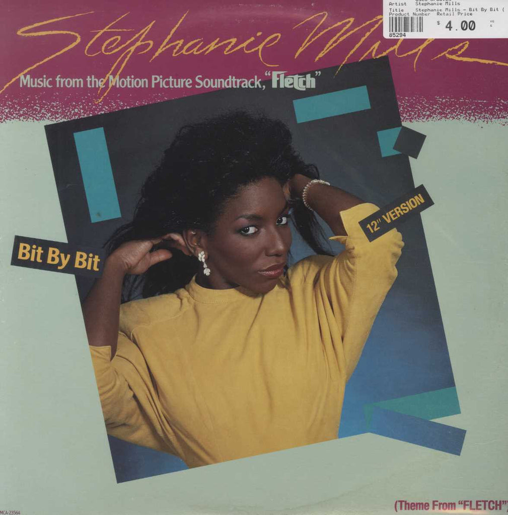 "Stephanie Mills - Bit By Bit (Theme From ""Fletch"")"