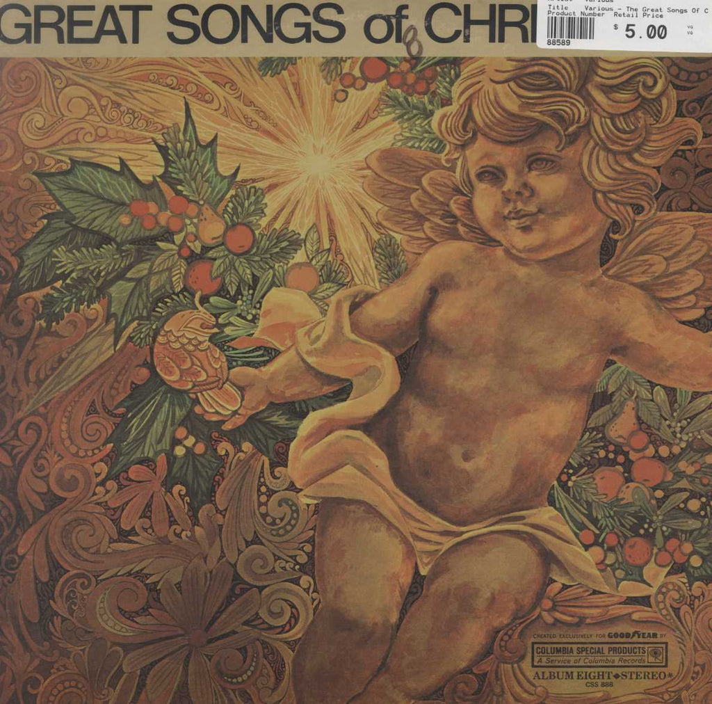 Various - The Great Songs Of Christmas, Album Eight