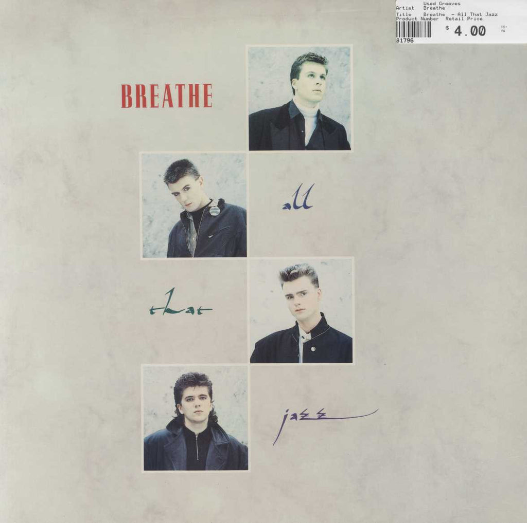 Breathe  - All That Jazz