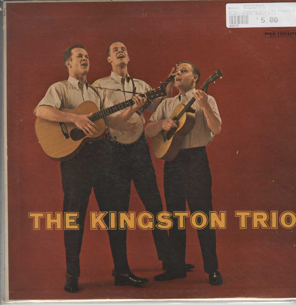 Kingston Trio - The Kingston Trio
