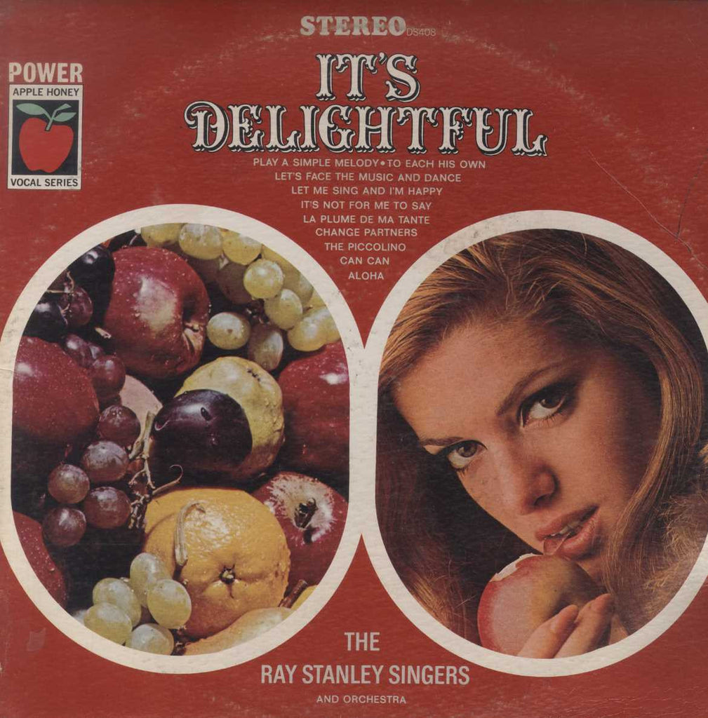 The Ray Stanley Singers - It's Delightful