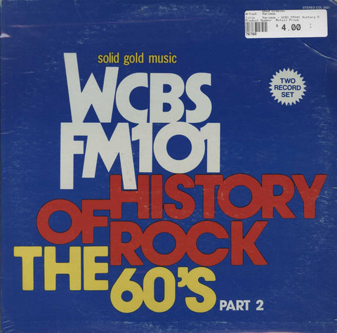 Various - WCBS FM101 History Of Rock - The 60's Part 2