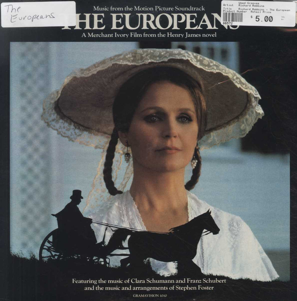 Richard Robbins - The Europeans (Music From The Motion Picture Soundtrack)