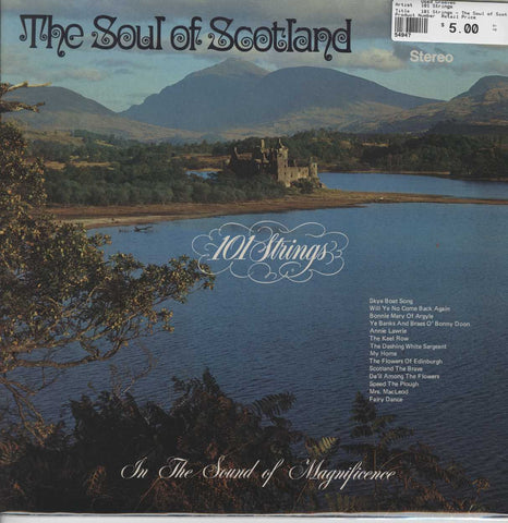 101 Strings - The Soul of Scotland