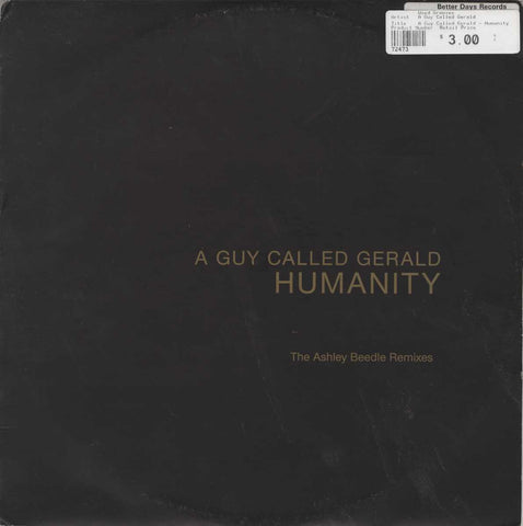 A Guy Called Gerald - Humanity (The Ashley Beedle Remixes)