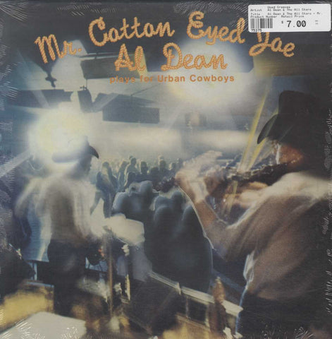 Al Dean & The All Stars - Mr. Cotton Eyed Joe