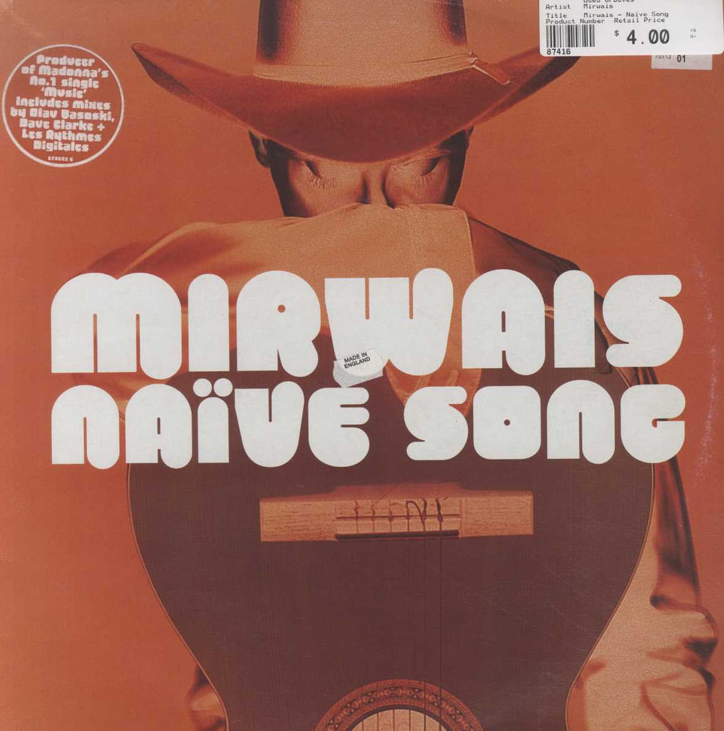 Mirwais - Naïve Song