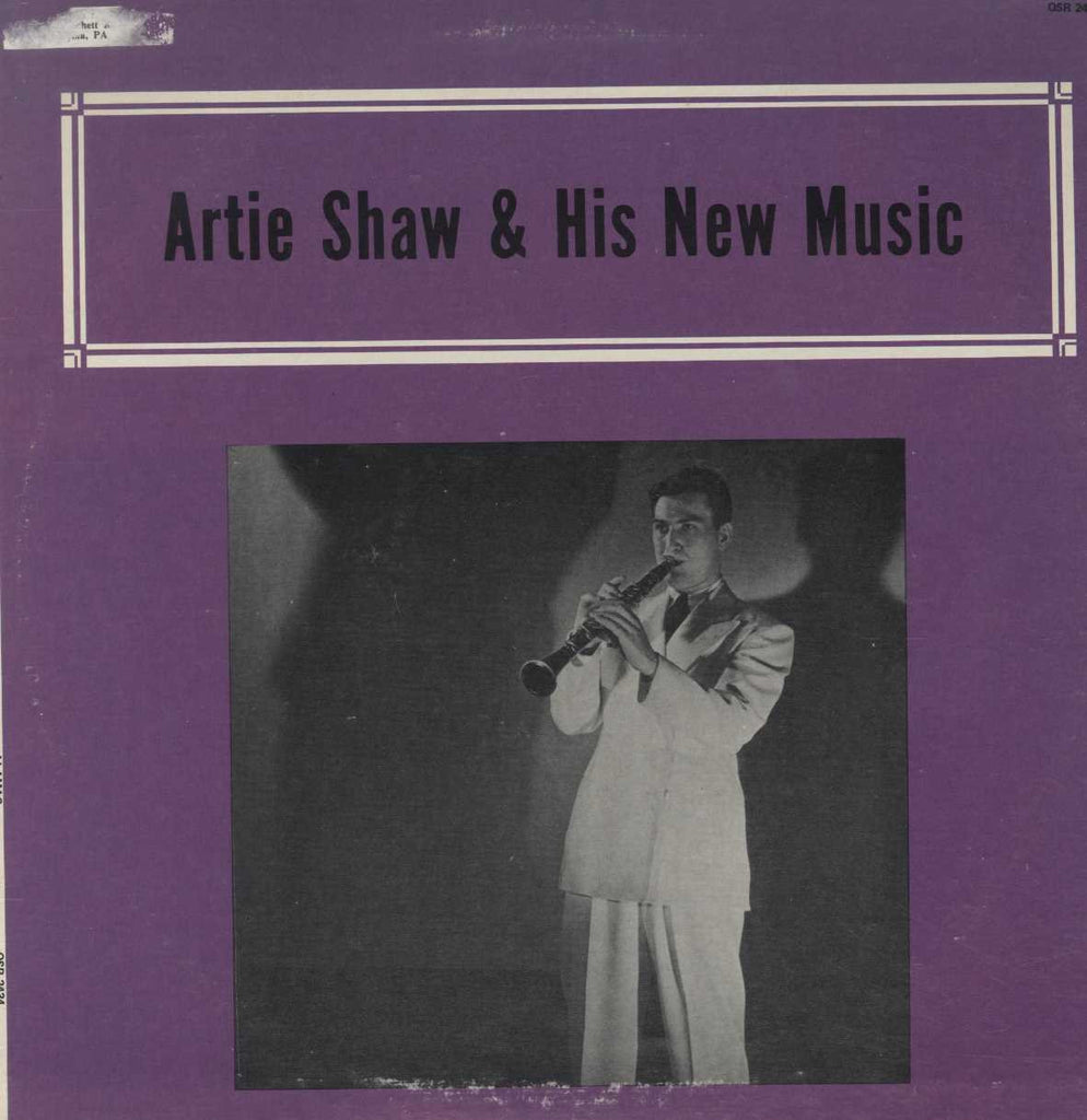 Artie Shaw - & His New Music
