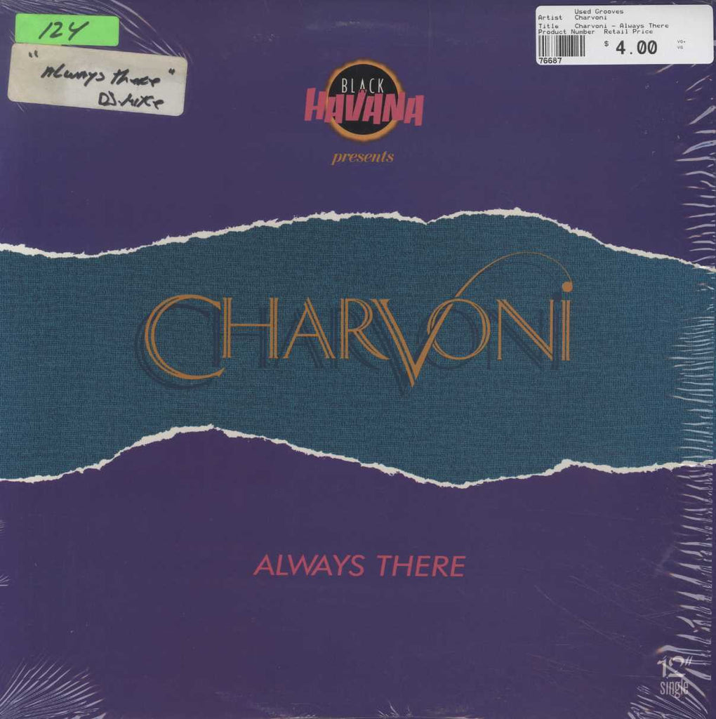 Charvoni - Always There