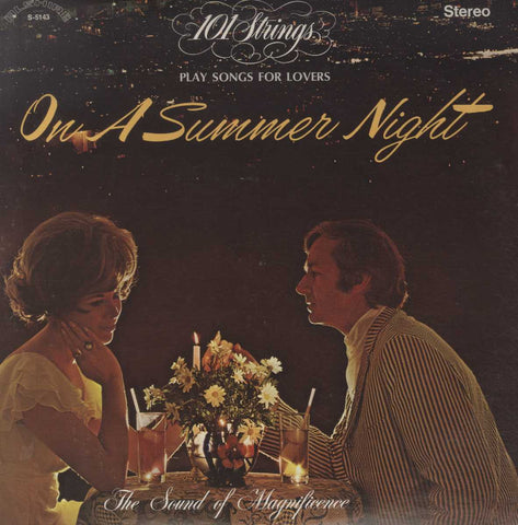 101 Strings - Play Songs For Lovers On A Summer Night