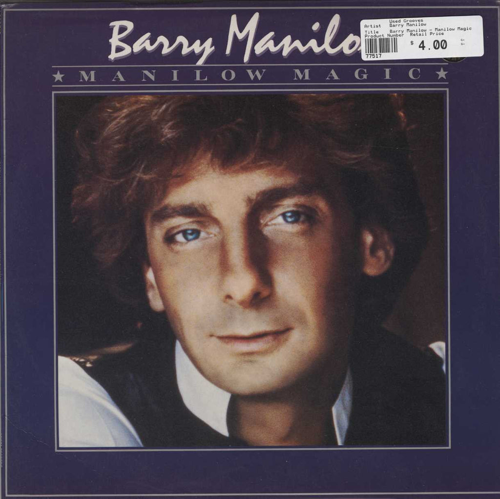 Barry Manilow - Manilow Magic