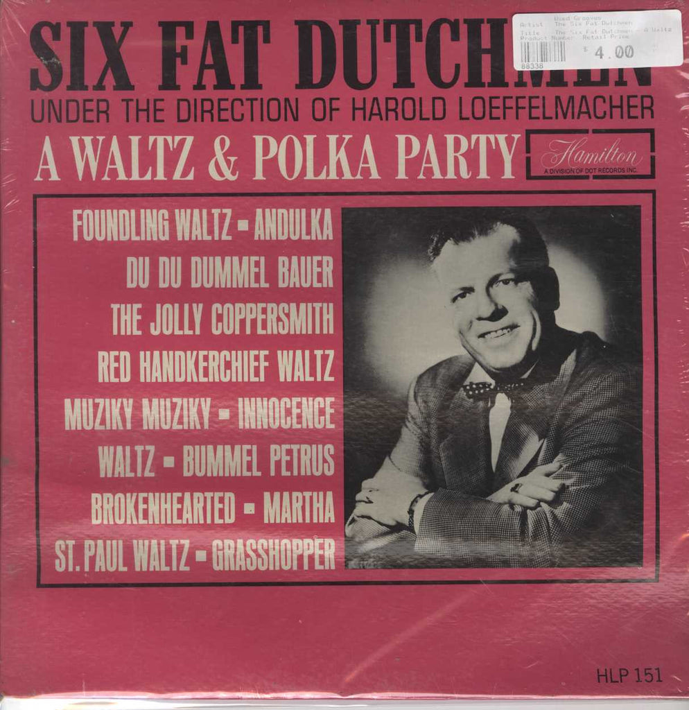The Six Fat Dutchmen - A Waltz And Polka Party
